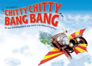 Chitty Chitty Bang Bang Melbourne @ Her Majesty's
