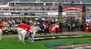 VRC Derby Day Marquees @ Flemington Racecourse   Victoria   Australia