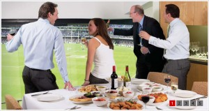 Etihad Corporate Hospitality @ Etihad Stadium