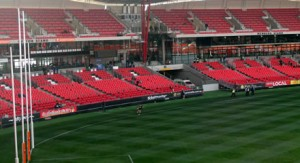 Greater Western Sydney @ Skoda Stadium