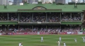 Test Match Australia vs India SCG  @ SCG