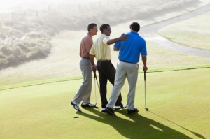 Organise a Corporate Golf Day