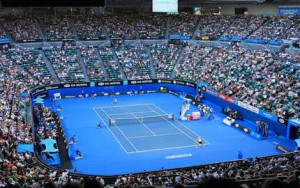 Australian Open Tennis @ Melbourne Olympic Park