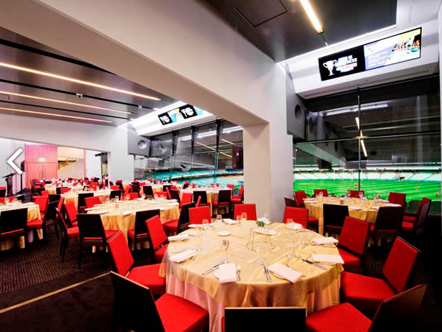 Melbourne Victory Vs Liverpool Fc Corporate Hospitality