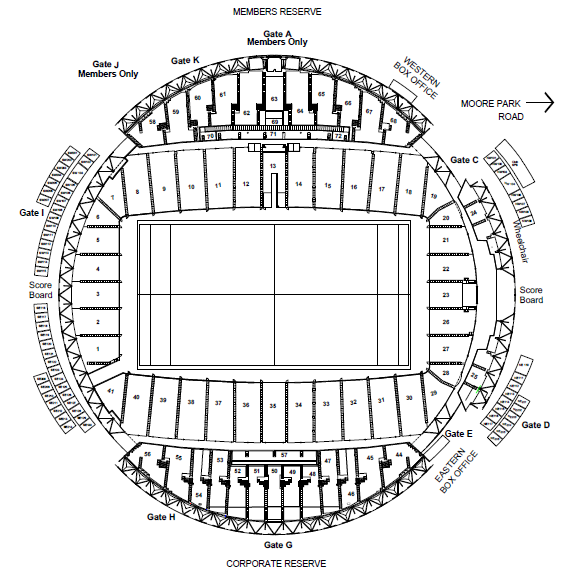 Allianz Stadium Map Allianz Stadium Map   Corporate Hospitality Advisor Allianz Stadium Map