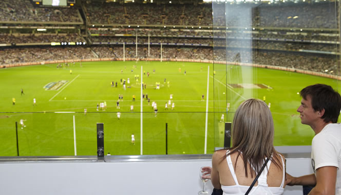 MCG Corporate Boxes, Suites, Dining, Hospitality- compare